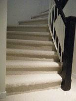 carpet stairs installation 4866 Rupert St Vancouver