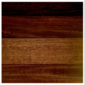 Peruvian Walnut Rio Collection Exotic Hardwood