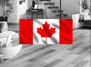 Laminate Flooring made in Canada