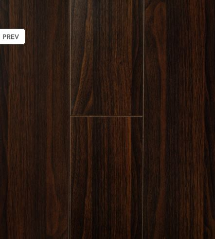 Black Walnut - Golden Moulding Laminate Flooring Vancouver