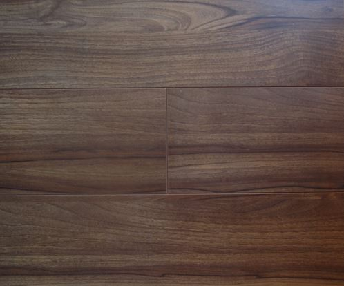 Merrit Walnut - Golden Moulding Laminate Flooring Vancouver
