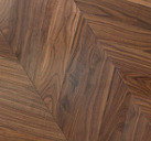 Hardwood-Coswick-ChevronParquet-American Walnut Select & Better