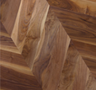Hardwood-Coswick-ChevronParquet-American Walnut Traditional