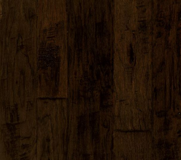 Hickory Engineered Hardwood - Artesian Brunet