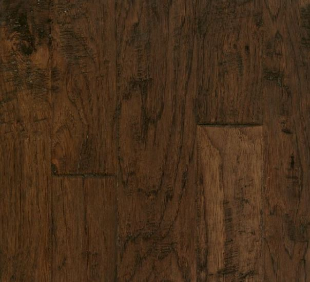 Hickory Engineered Hardwood - Barrel Brown