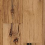 Hickory Engineered Hardwood - Deep Etched Natural