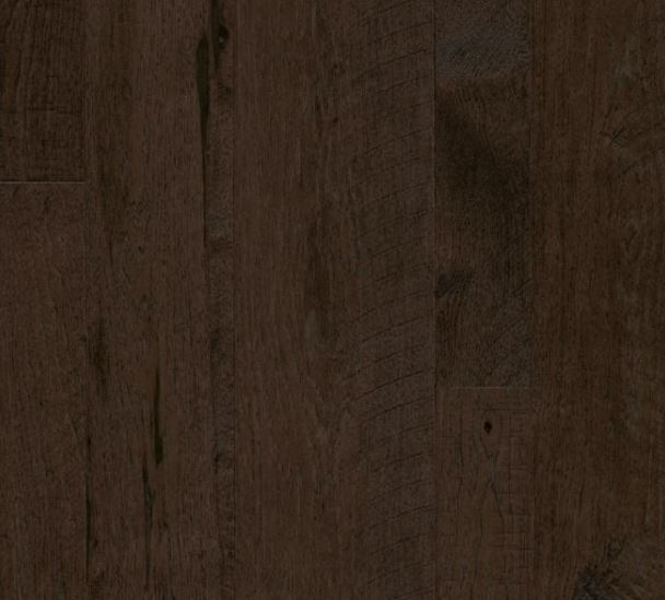 Hickory Engineered Hardwood - Shaded Coffee