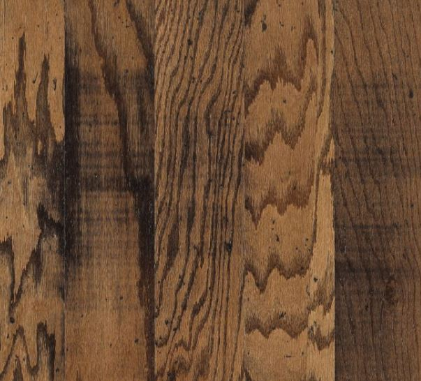 Red Oak Engineered Hardwood - Bighorn