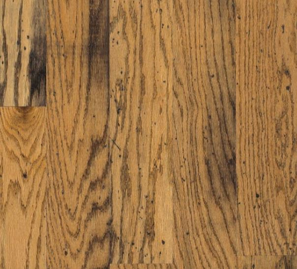 Red Oak Engineered Hardwood - Yellowstone
