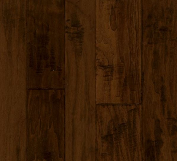 Walnut Engineered Hardwood - Artesian Black Chocolate