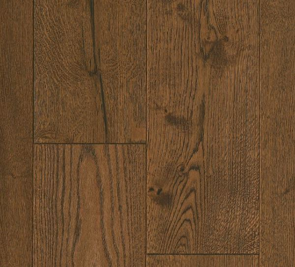 White Oak Engineered Hardwood - Deep Etched Fall River