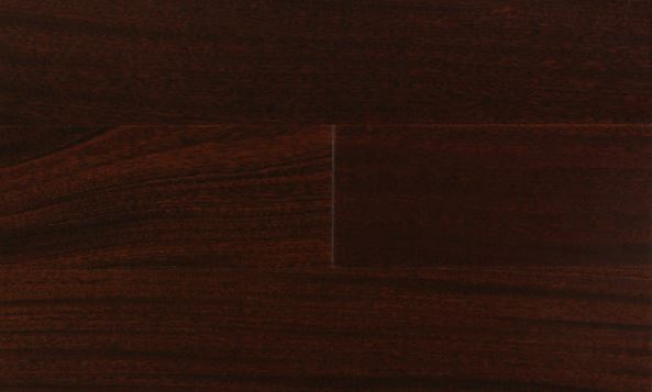 sapele, leather